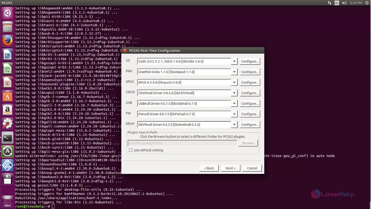 How to install PCSX2 - PlayStation 2 Emulator in Ubuntu