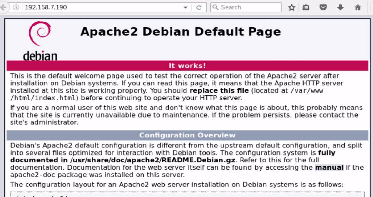 How to Install and Configure LAMP on Debian 9 | LinuxHelp