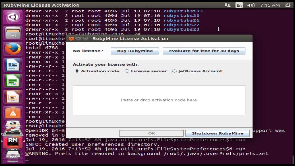 How to install RubyMine in Ubuntu | LinuxHelp Tutorials