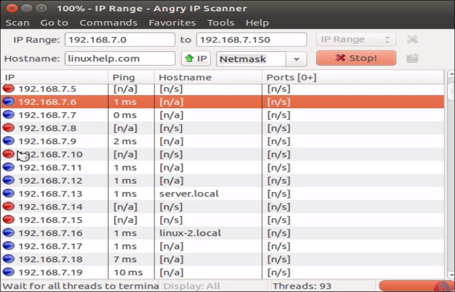 How To Install Angry IP Scanner in Ubuntu | LinuxHelp Tutorials