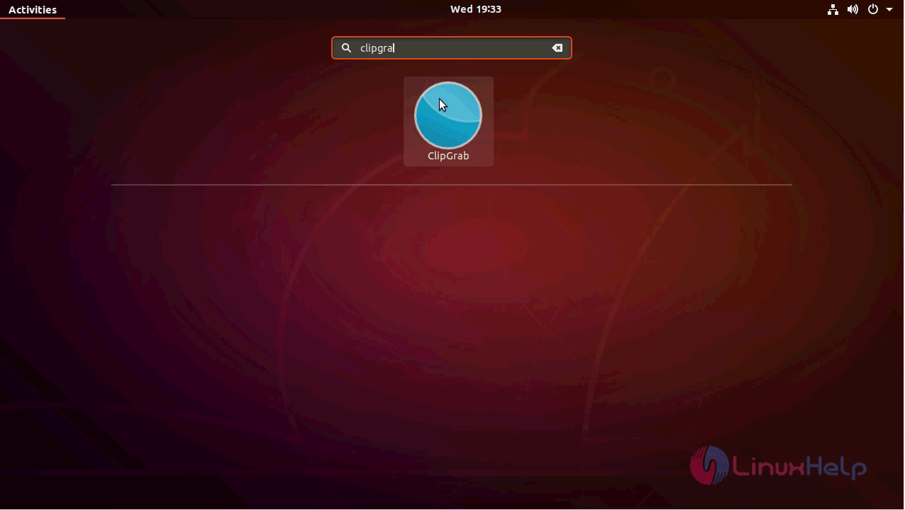 How To Install ClipGrab V3 6 8 On Ubuntu-18 04 | LinuxHelp Tutorials