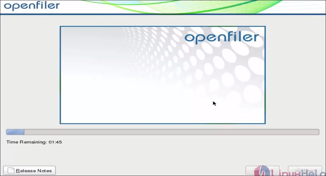 How to install Openfiler on VMware | LinuxHelp Tutorials
