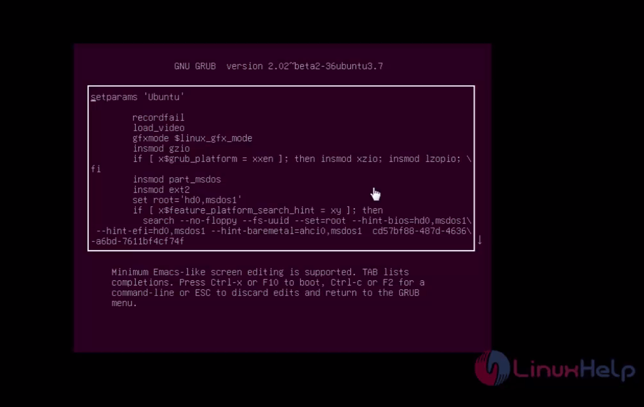 How to reset the login password in Ubuntu 16 04 | LinuxHelp Tutorials