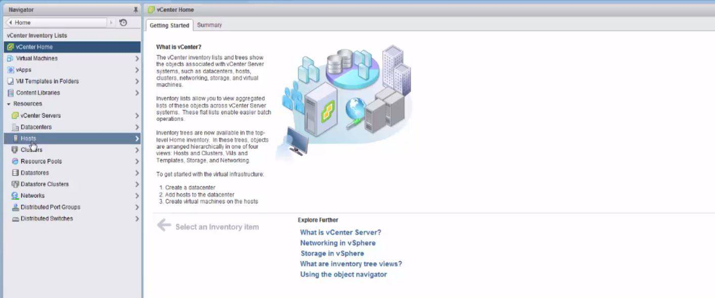How to Migrate VMware Vcenter 6 0 VMs from one host to