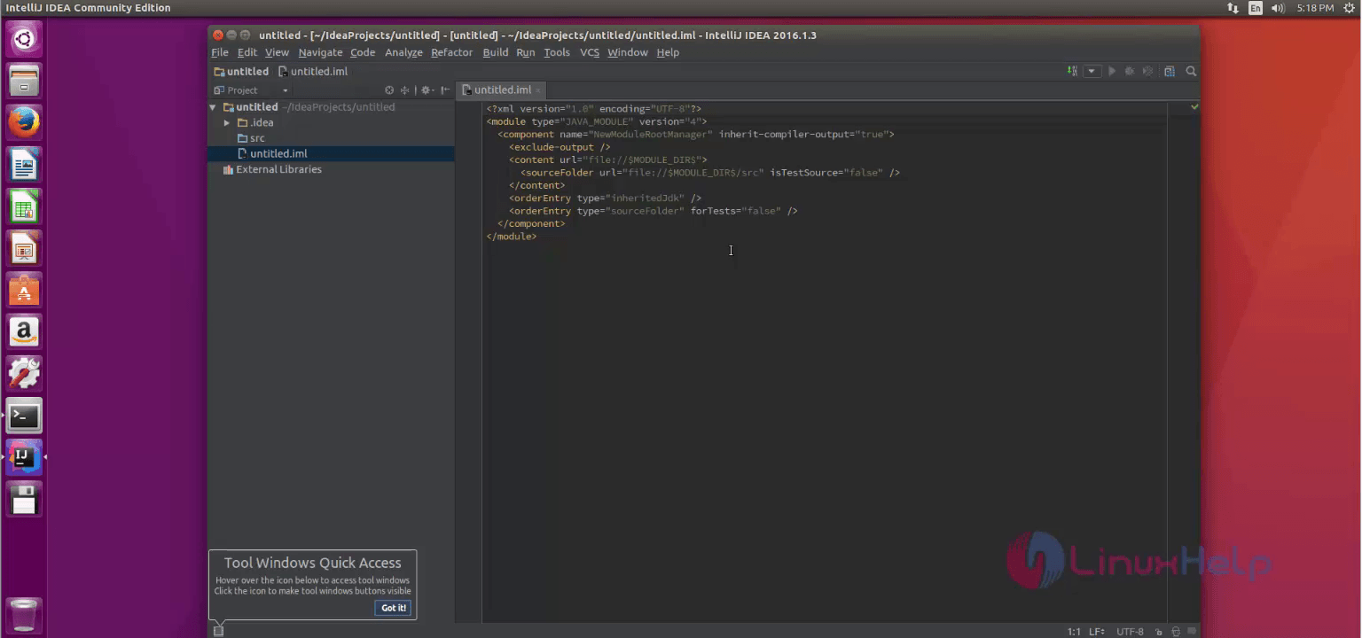 How to install intelliJ IDEA in Ubuntu | LinuxHelp Tutorials