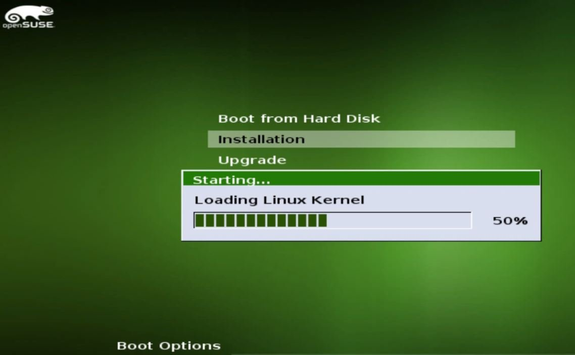 How to install OpenSUSE Leap 42 1   LinuxHelp Tutorials