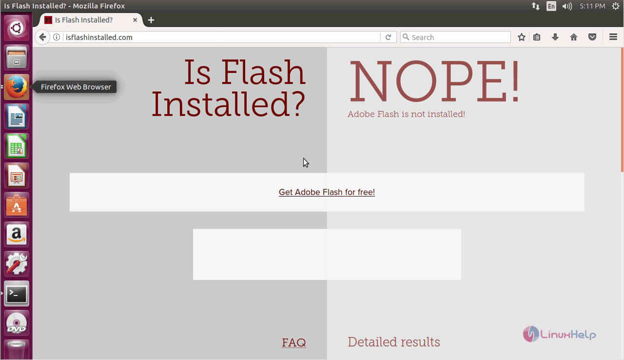How To Install FlashPlayer on ubuntu 17 04 | LinuxHelp Tutorials