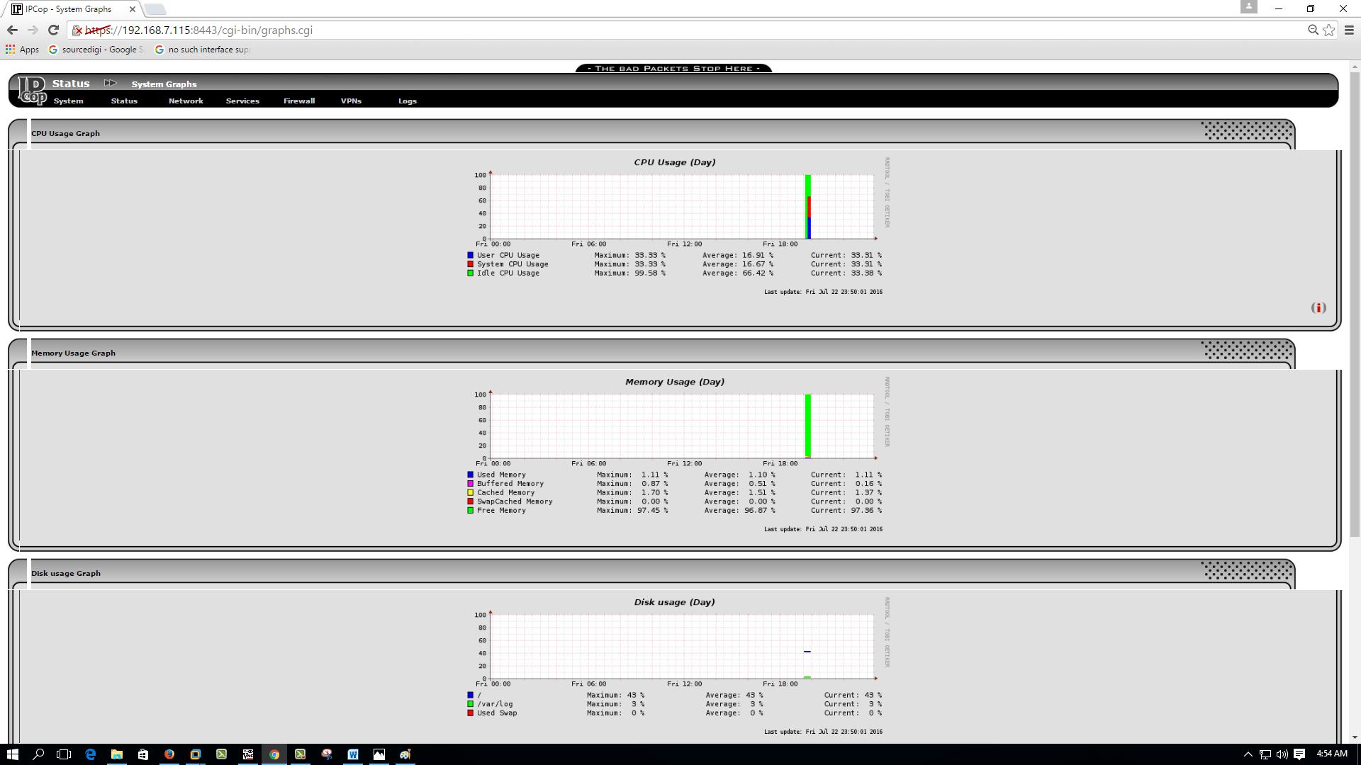 Installation-IPCop-manages-firewall-appliance-Linux-net-filter-framework-System-Graph