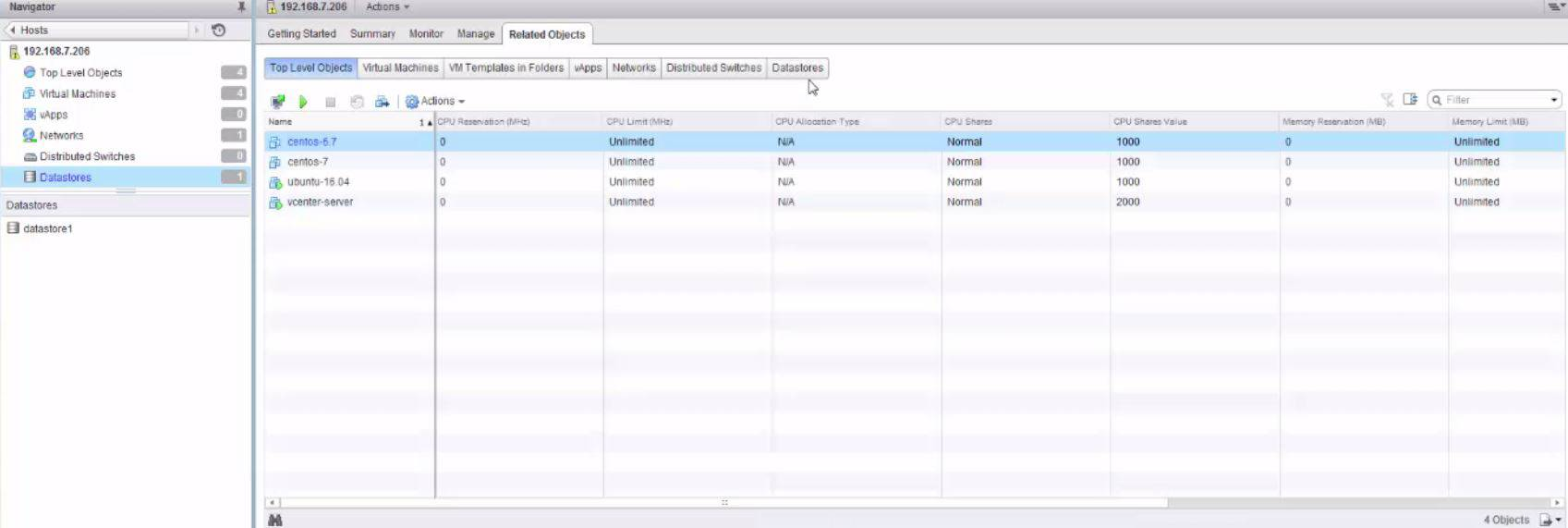How to add NFS Datastore in VMware Vcenter 6 0 | LinuxHelp