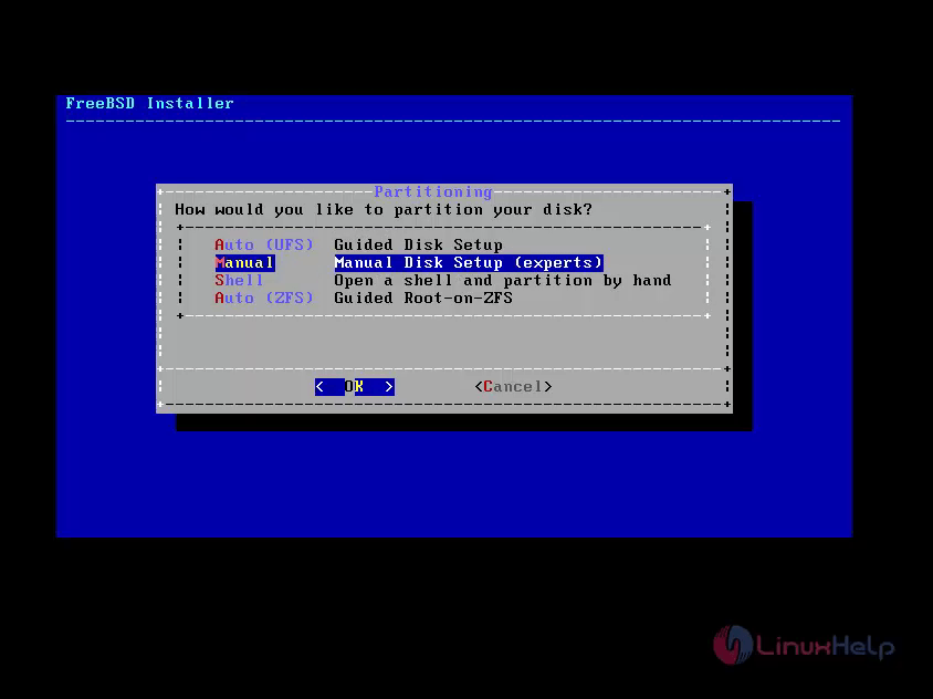 How to Install FreeBSD 10 3 and Configure Network