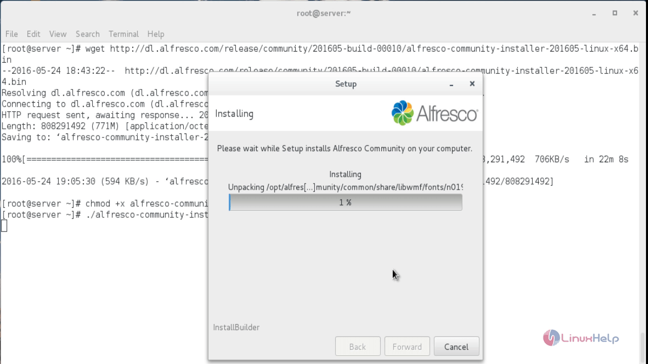 How to install Alfresco Community Edition in Linux | LinuxHelp Tutorials
