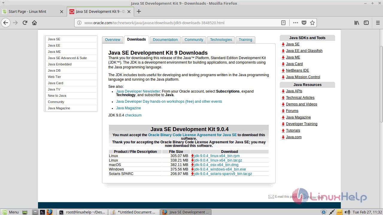 Download jdk 7 for linux mint   Peatix