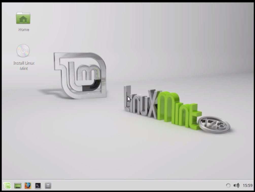 How to install Linux Mint 17 3 XFCE Desktop Edition | LinuxHelp
