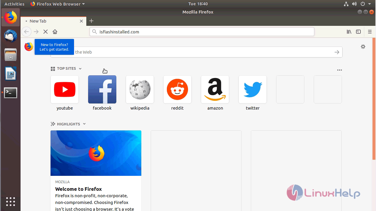 download adobe flash player for ubuntu 17.04