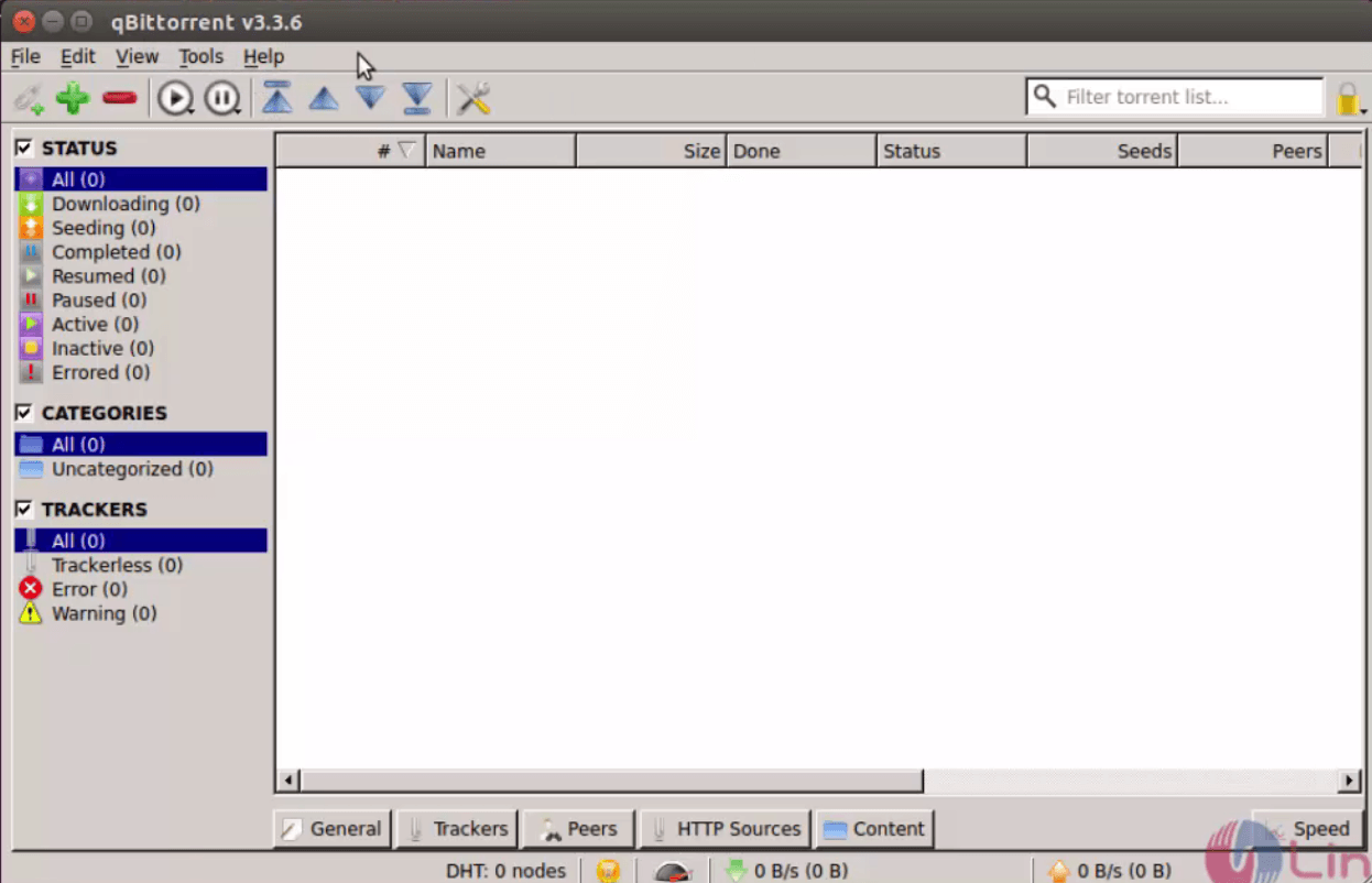 How to install qBittorrent and Transmission Bittorrent