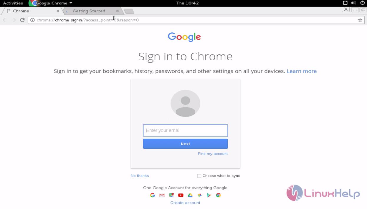 Google-Chrome-web-browser-open
