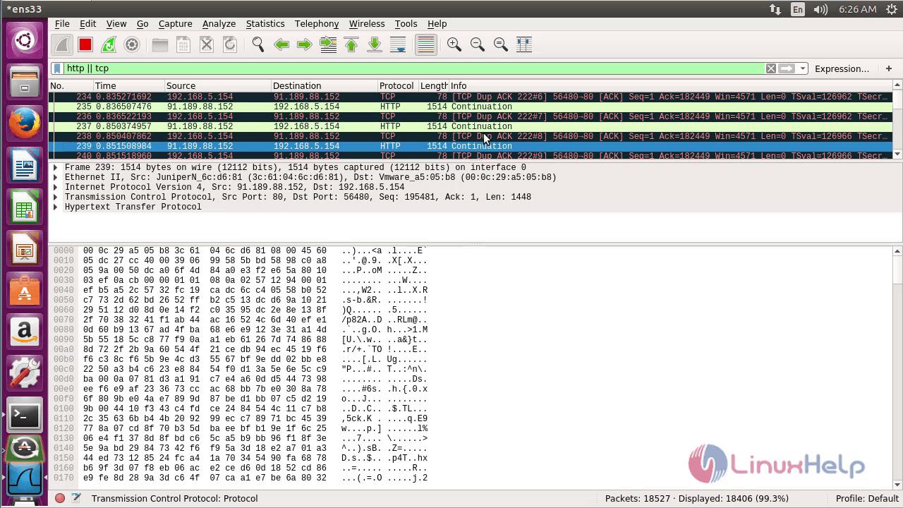 How to Install Wireshark in Ubuntu | LinuxHelp Tutorials