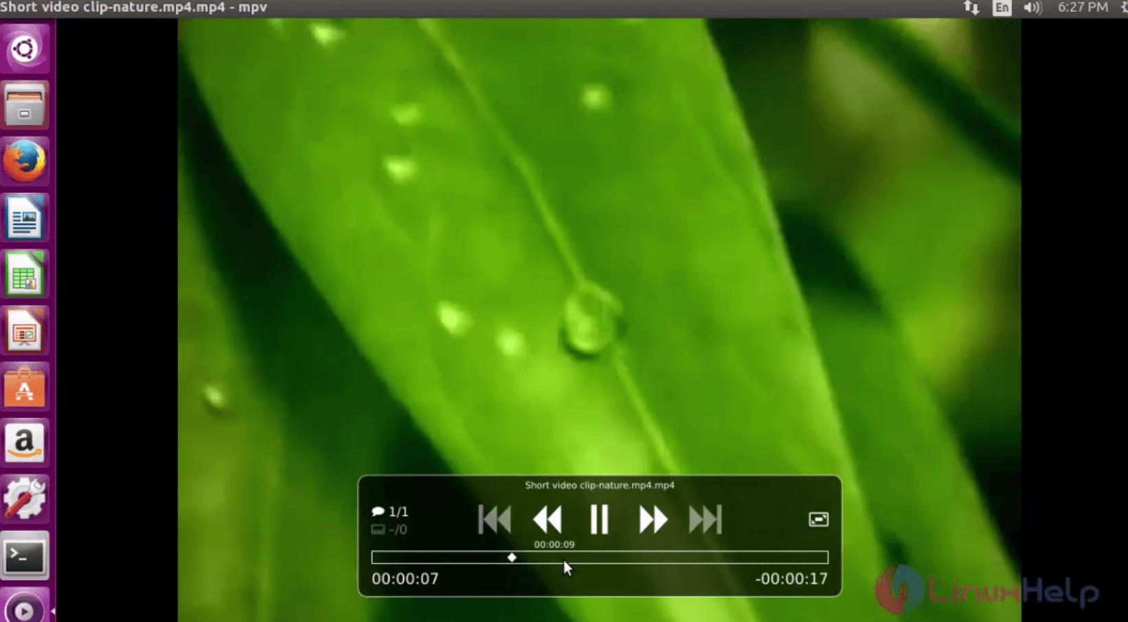 How to install MPV Media Player in Ubuntu | LinuxHelp Tutorials