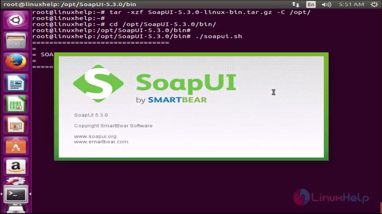 How to install SoapUI in Ubuntu 16 04 | LinuxHelp Tutorials