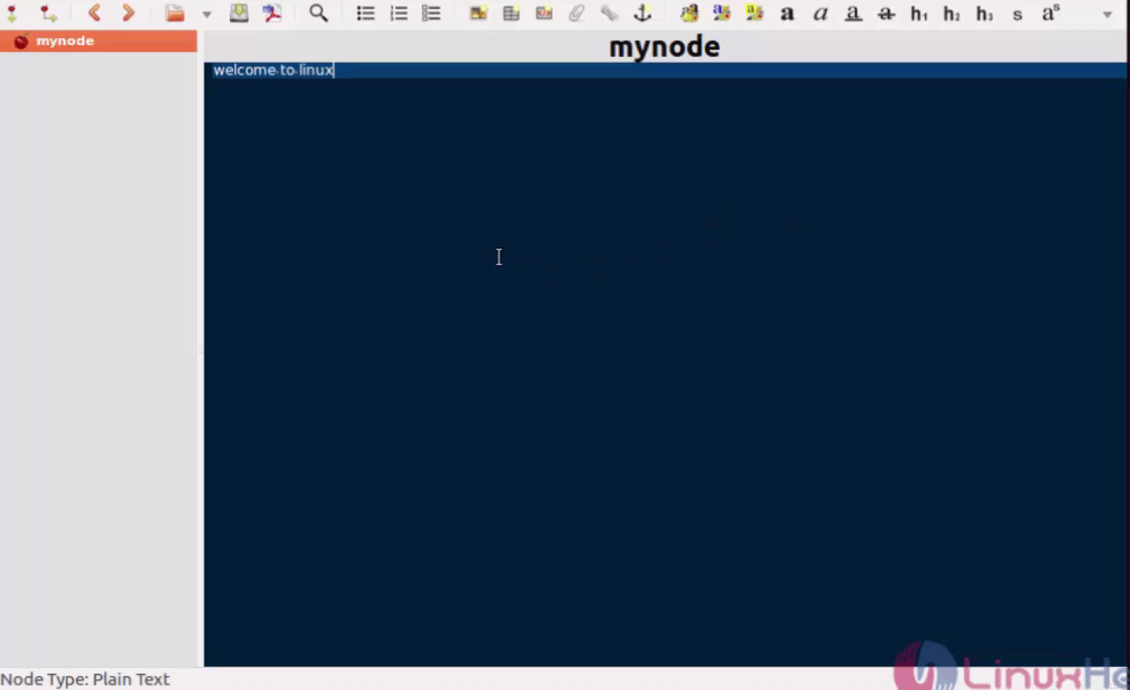 Light-weight-Text-Editor-tools-Cherrytree-mynode