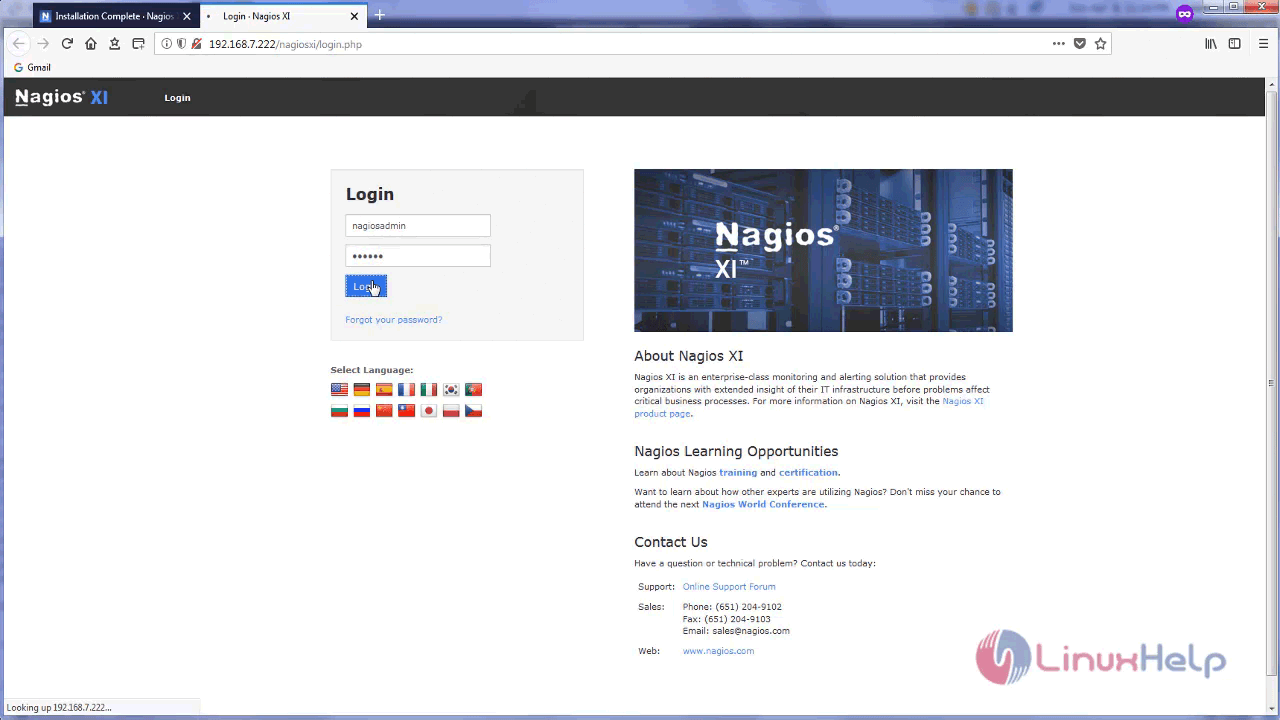 nagios xi enterprise license key