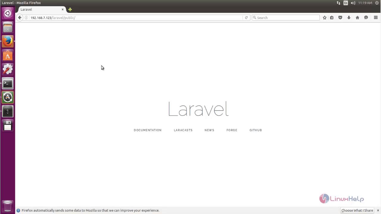 How to install Laravel Framework in Ubuntu | LinuxHelp Tutorials