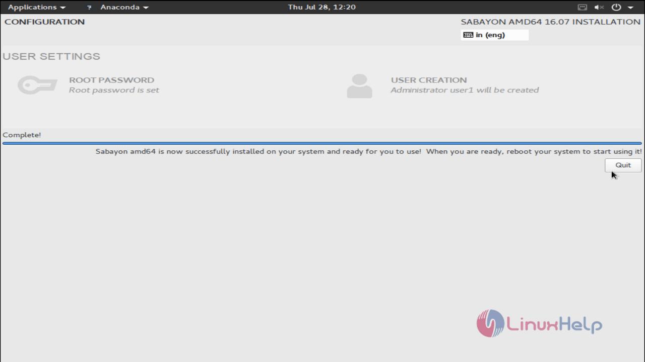 install_sabayon_Desktop10.07_setting_username_and_password