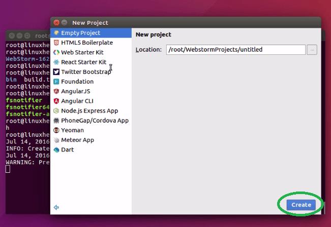 How to install Webstrom in Ubuntu | LinuxHelp Tutorials