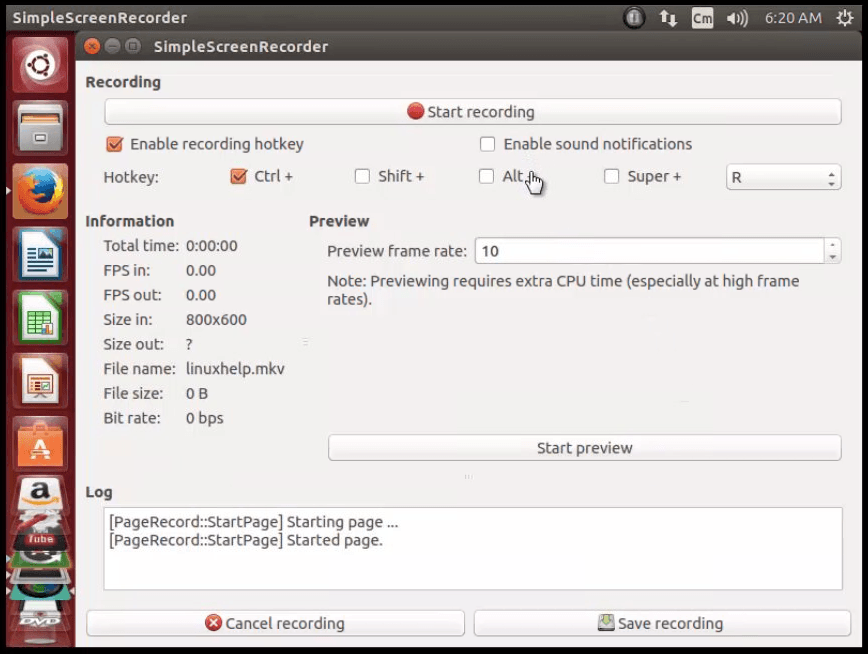 How to install Simple Screen Recorder | LinuxHelp Tutorials