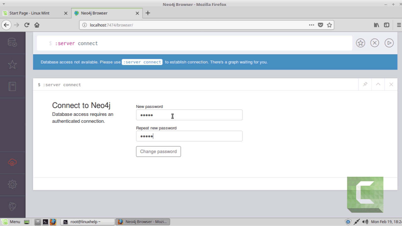 How to install Neo4J Database on Linux Mint 18 3 | LinuxHelp Tutorials