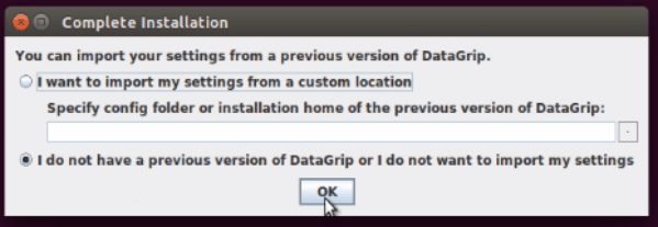 Installation-DataGrip-multi-engine-database-environment-Ubuntu-16.04-complete