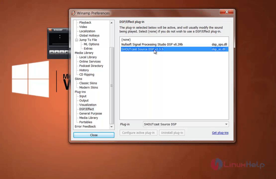 How to use Mixxx tool to Broadcast Audio in SHOUTcast Server