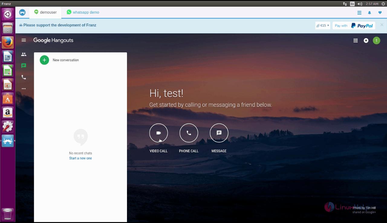 How to install Franz application in Ubuntu | LinuxHelp Tutorials