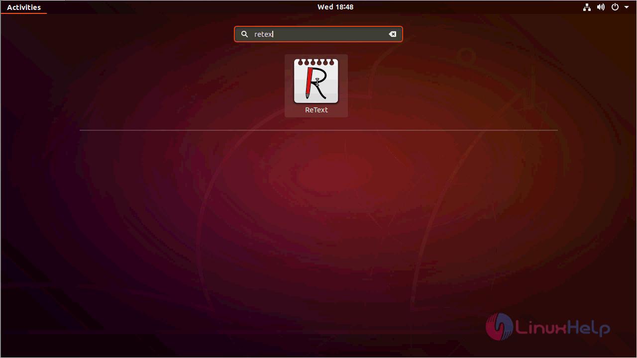 How to install Retext 7 0 1 on Ubuntu 18 04   LinuxHelp