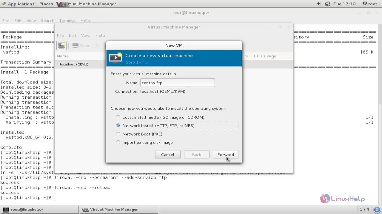 How to Open Multiple Virtual Machine in KVM | LinuxHelp Tutorials