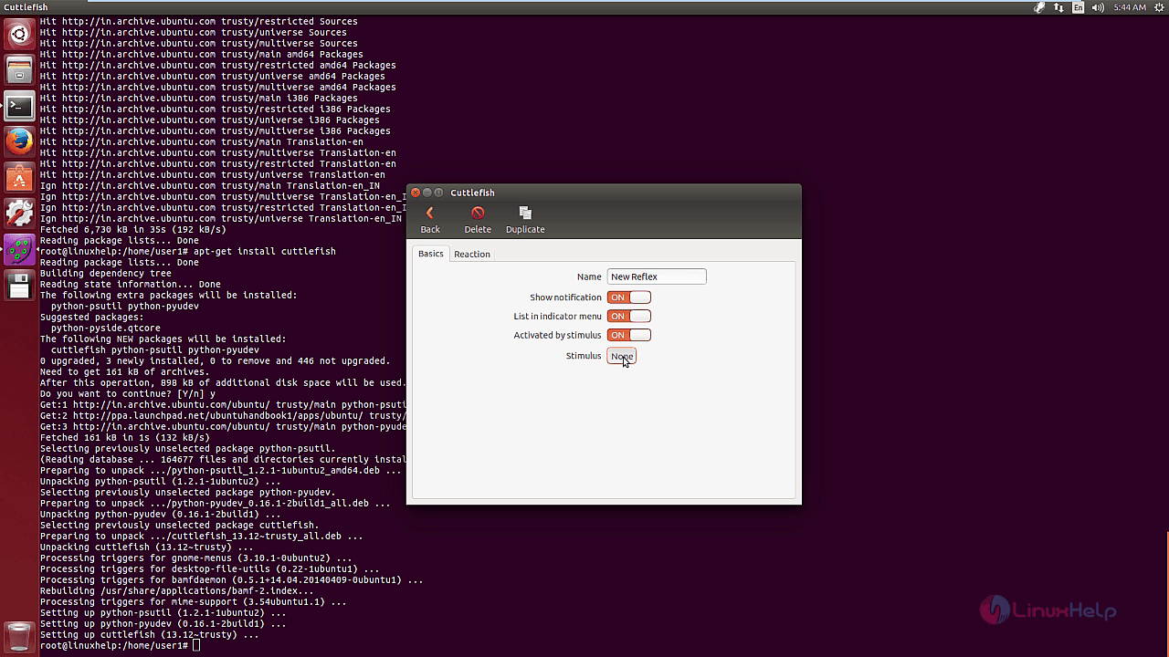 How to install Cuttle fish in Ubuntu   LinuxHelp Tutorials