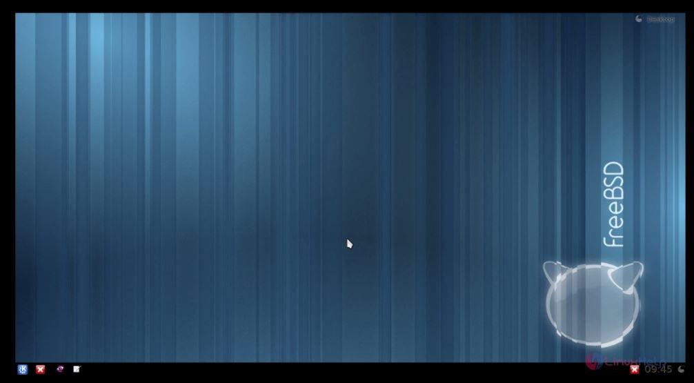 How to install KDE Desktop in FreeBSD | LinuxHelp Tutorials