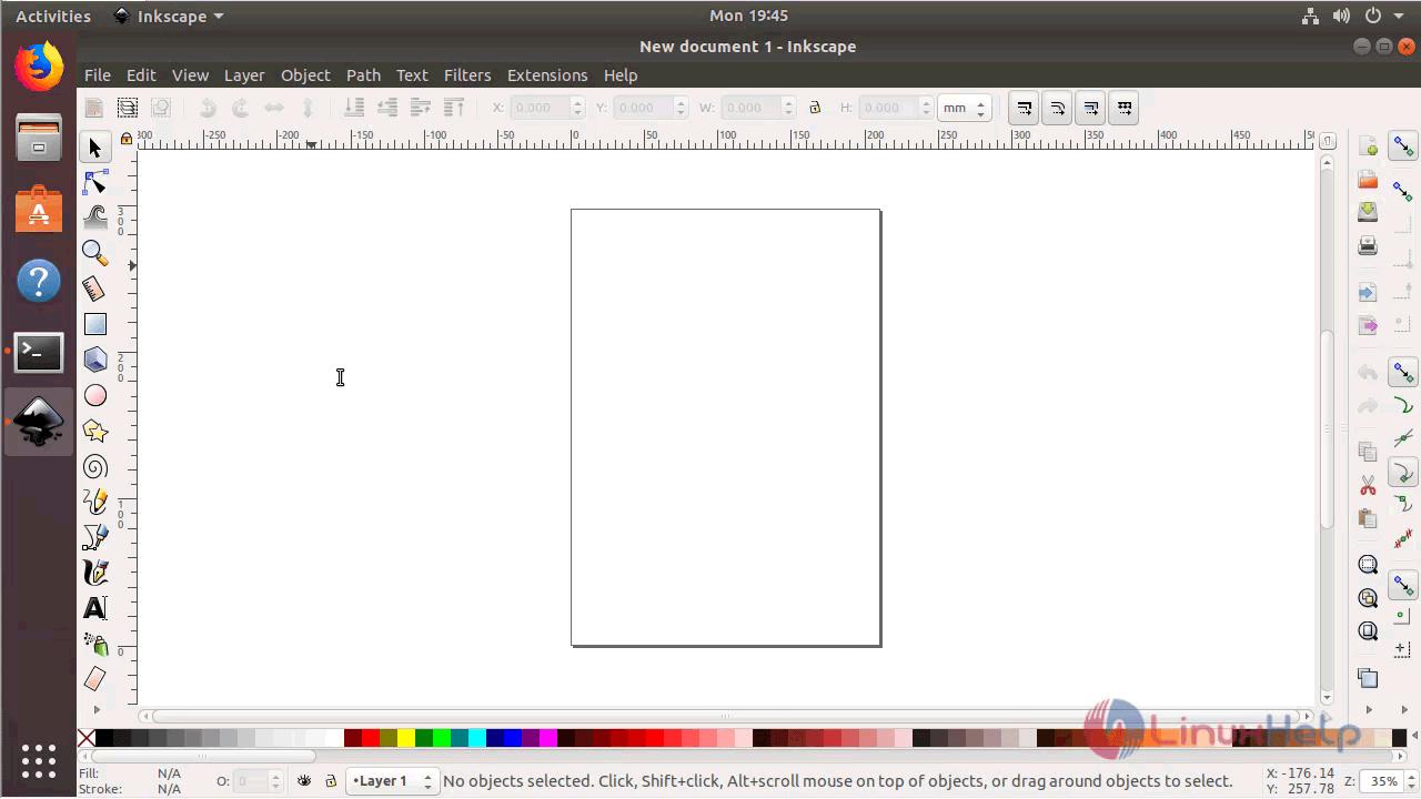How to install InkScape 0 92 on Ubuntu 18 04 | LinuxHelp Tutorials