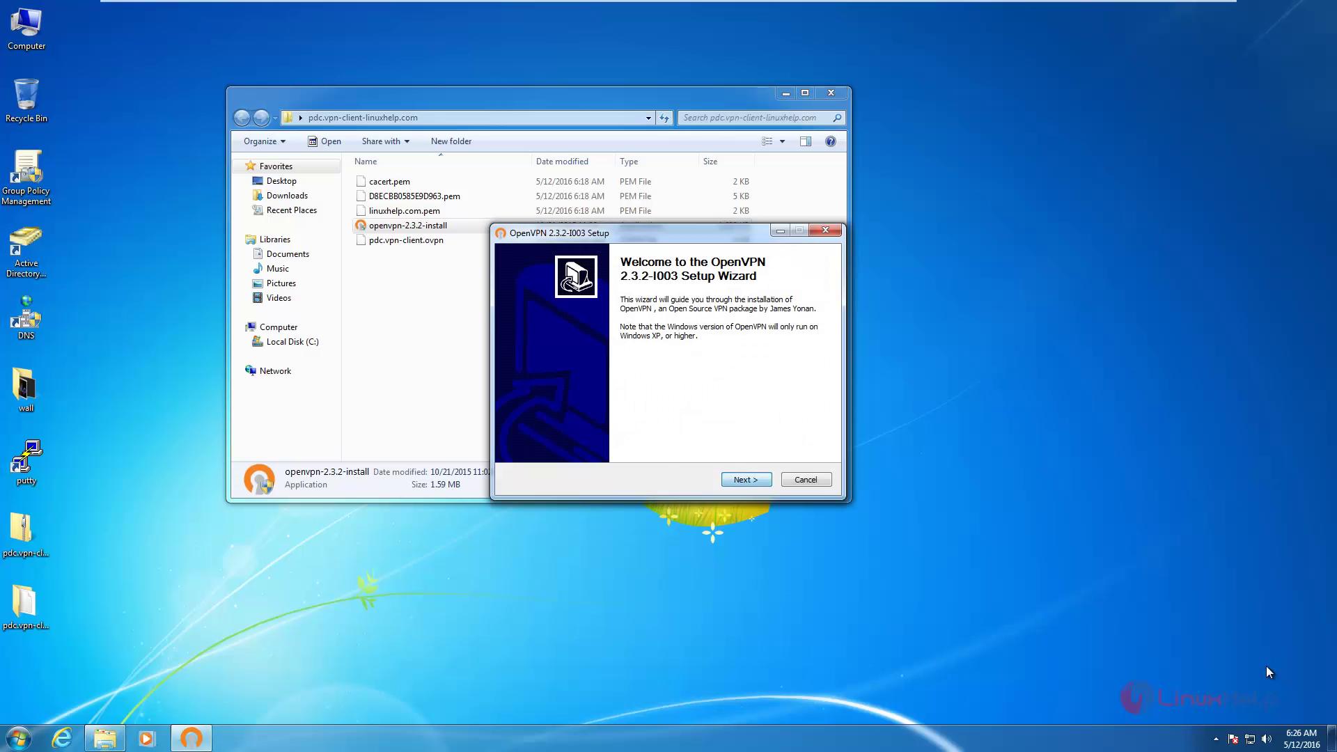 How to Install and Configure OpenVPN Server on Zentyal 4 2 PDC
