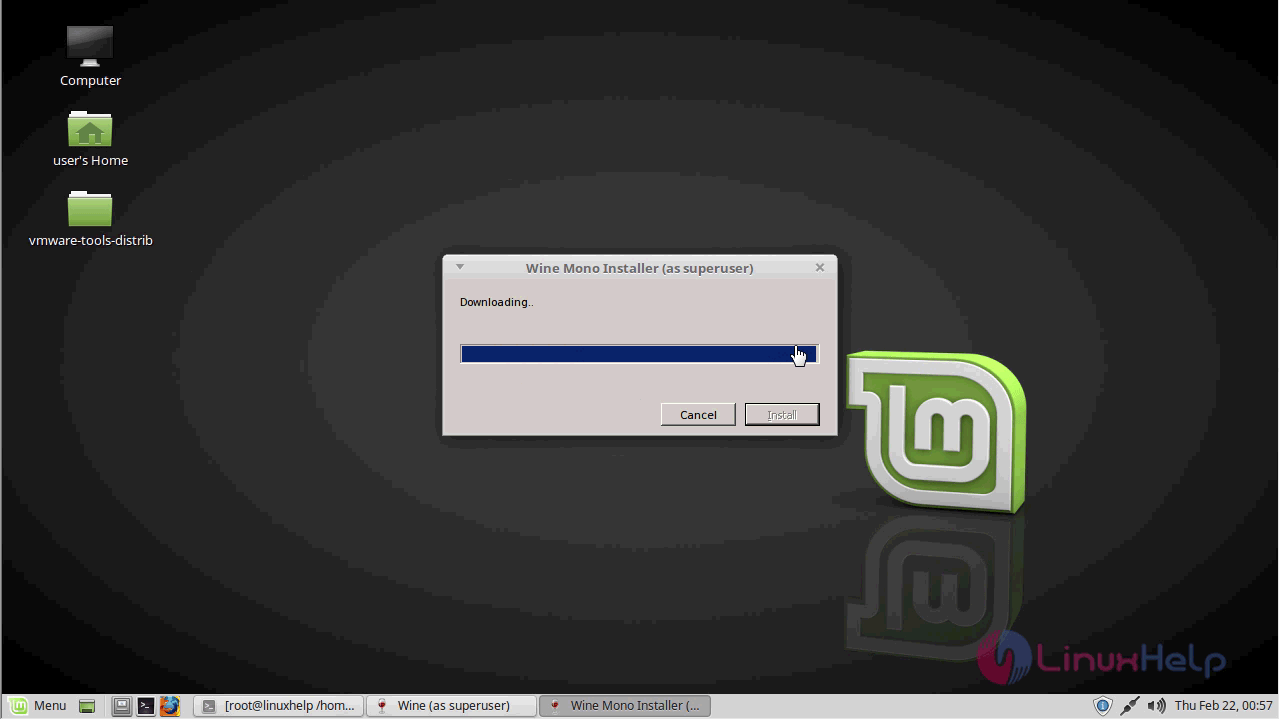 How to Install Wine Stable in Linux mint-18 3 | LinuxHelp Tutorials