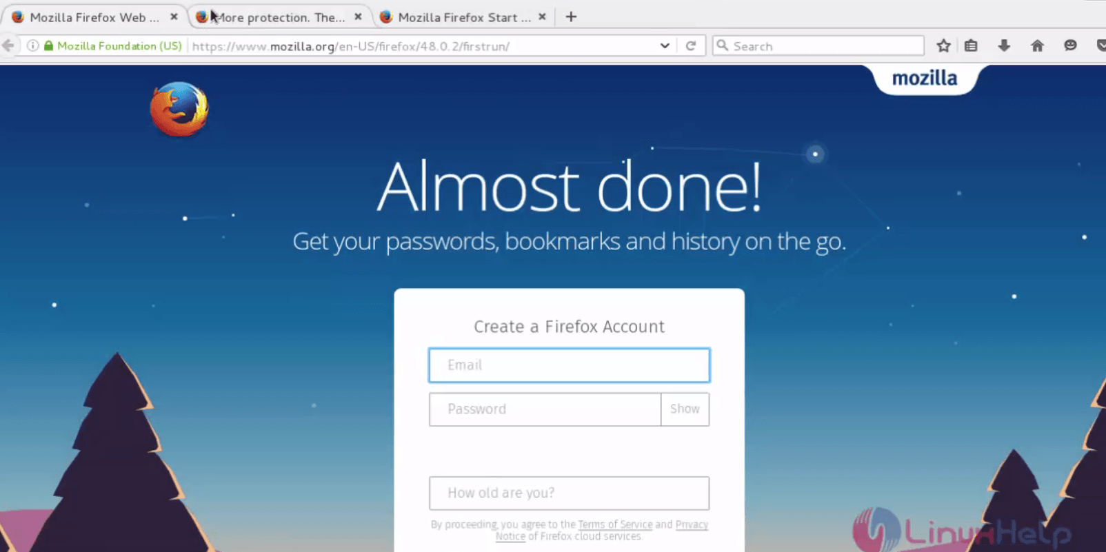 How to install Firefox 48 in CentOS | LinuxHelp Tutorials