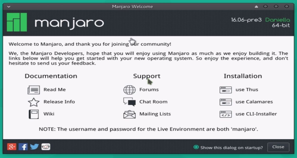 How to Install Manjaro 16 06 Xfce edition in Linux | LinuxHelp Tutorials